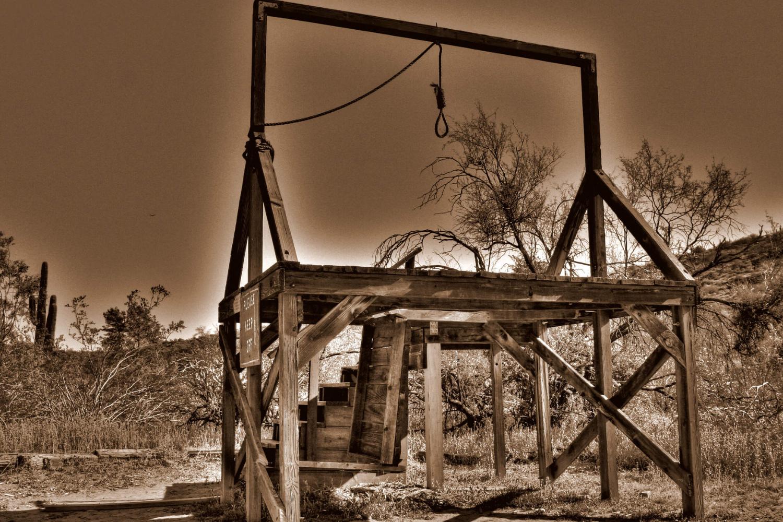 Smrtna kazen – rak rana sodobne civilizacije
