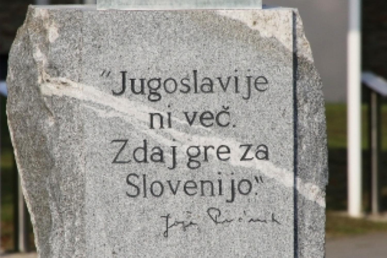 »Ali naj Republika Slovenija postane samostojna in neodvisna država?«
