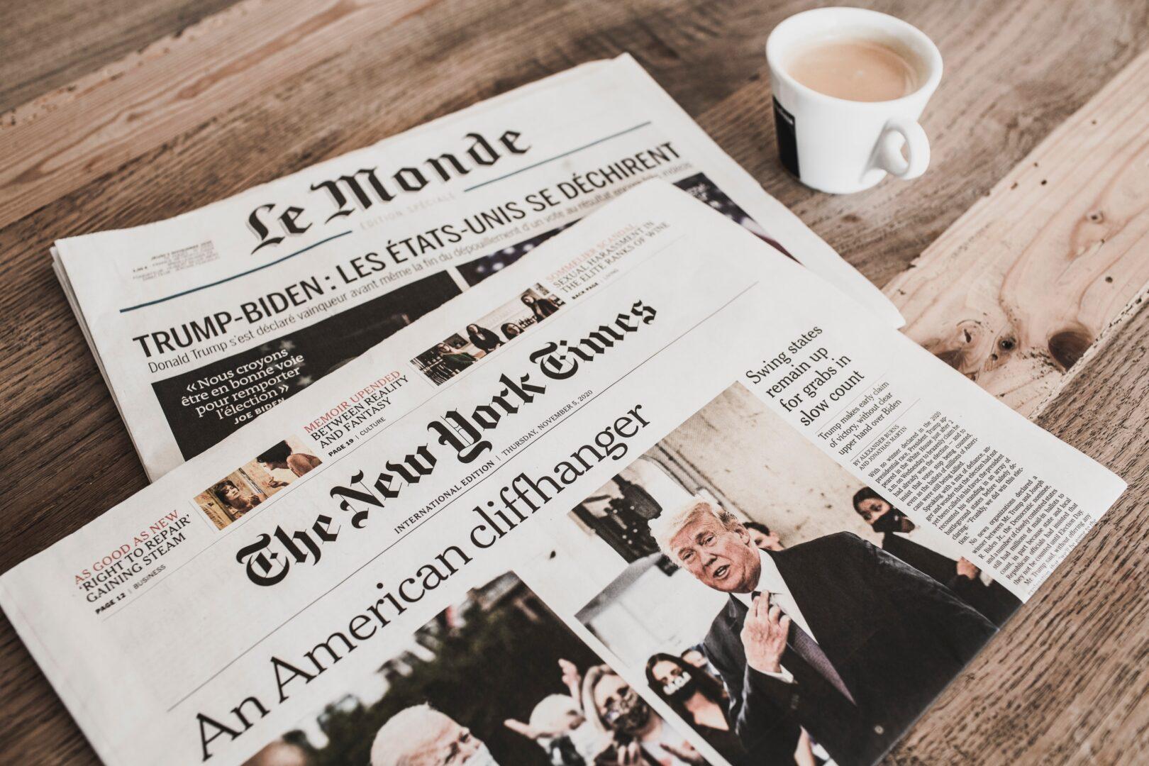 Kljub temu, da preštevanje glasov v ZDA še ni končano, je bil 77-letni Biden, s strani medijev, že v soboto razglašen za zmagovalca volitev.
