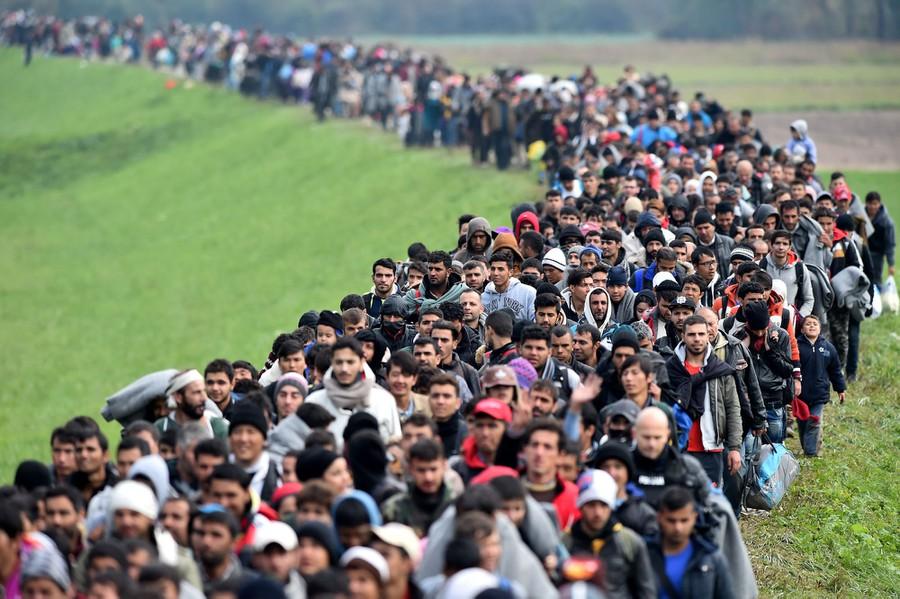 Kakšna je krščanska drža do migrantov?