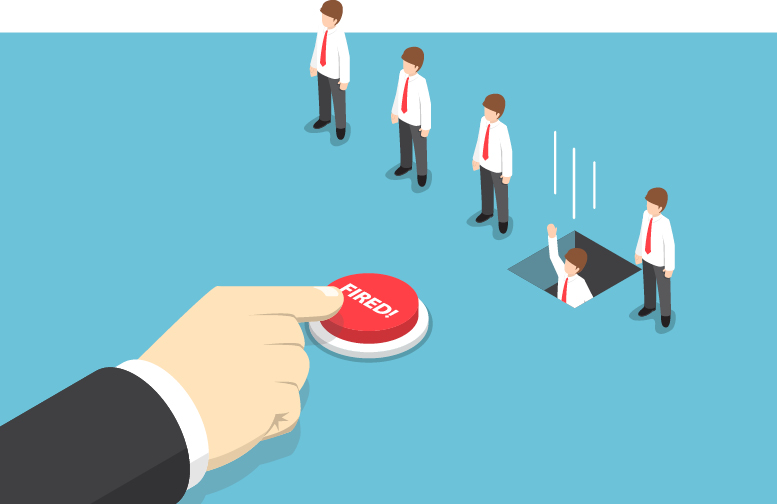 Zakon o delovnih razmerjih ne ščiti samo delodajalca, ampak ščiti celotni gospodarski sistem.