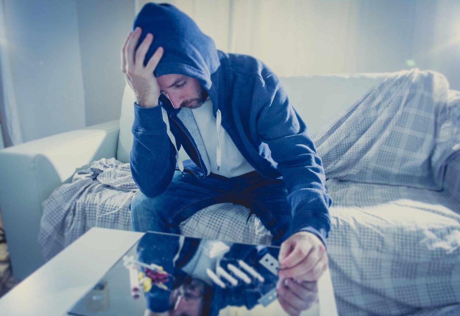 Pomanjkanje pozitivne povezanosti lahko vodi v uporabo drog.