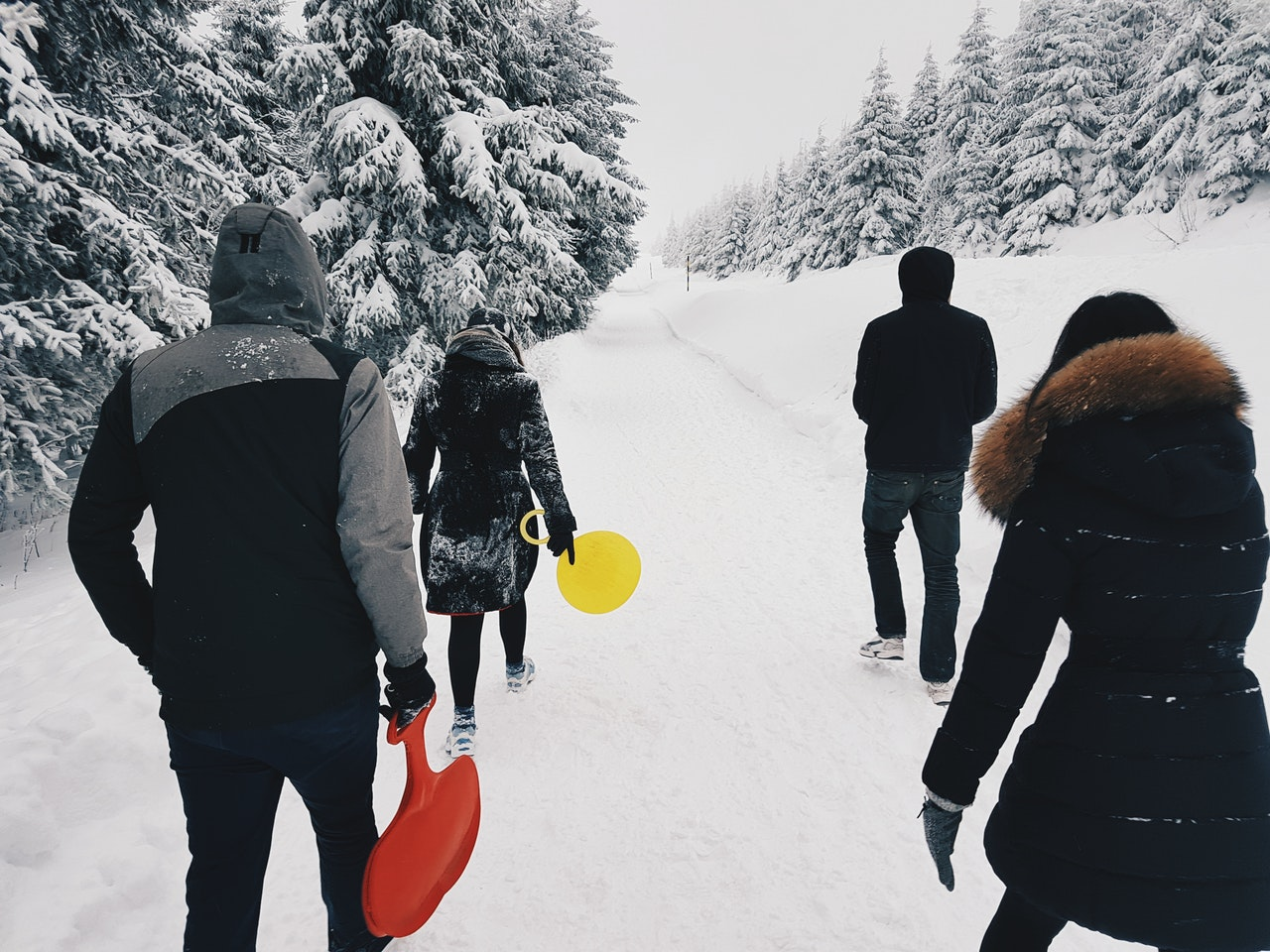 Naj bo zimska rekreacija prioriteta – pet idej za aktivnosti na prostem