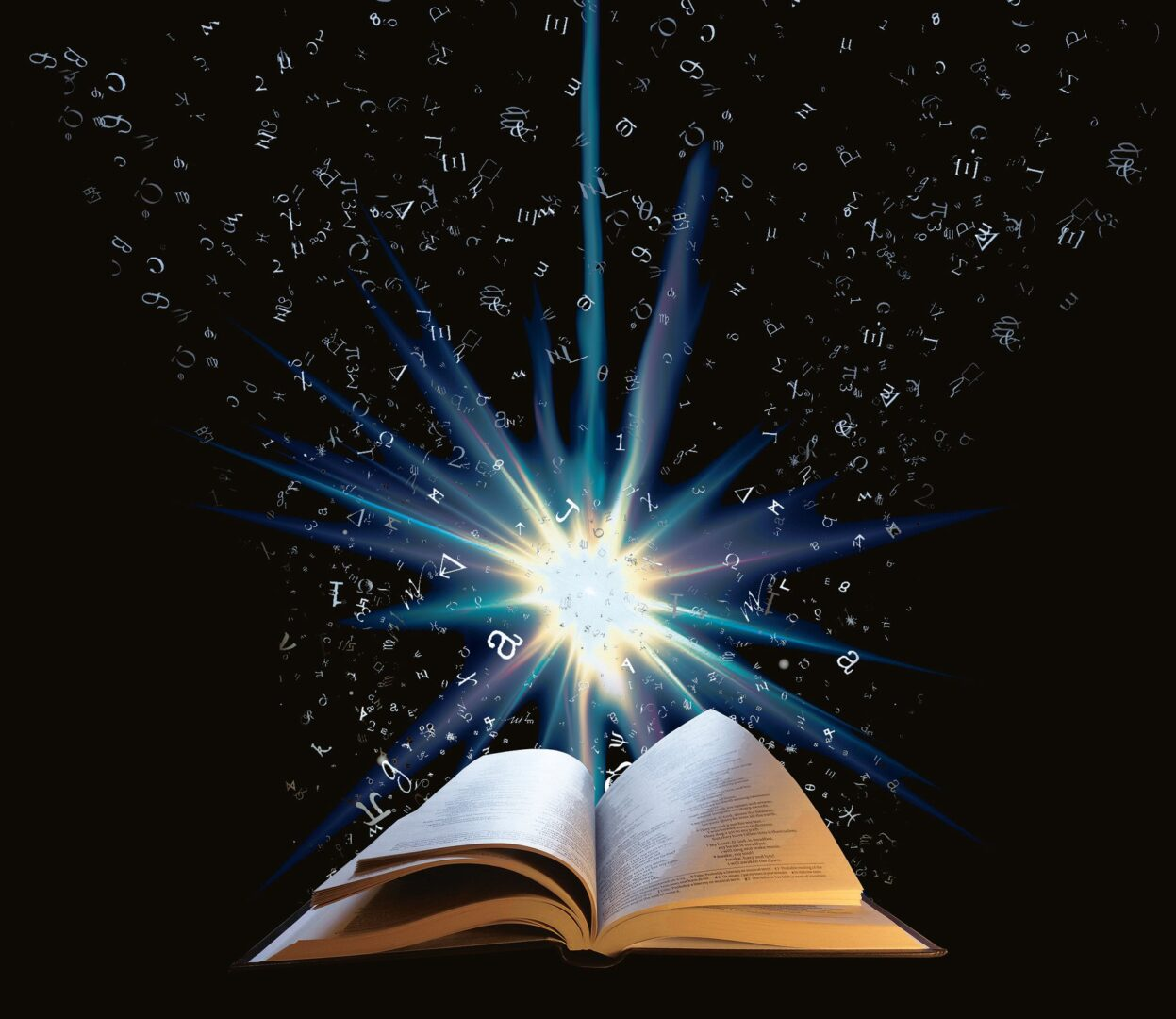 Sveto pismo je nepogrešljiv meditativni pripomoček.