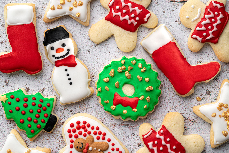 Iz domače kuhinje: Domači božični piškoti