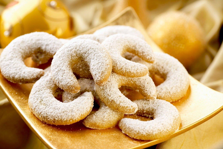 Vaniljevi rogljički.