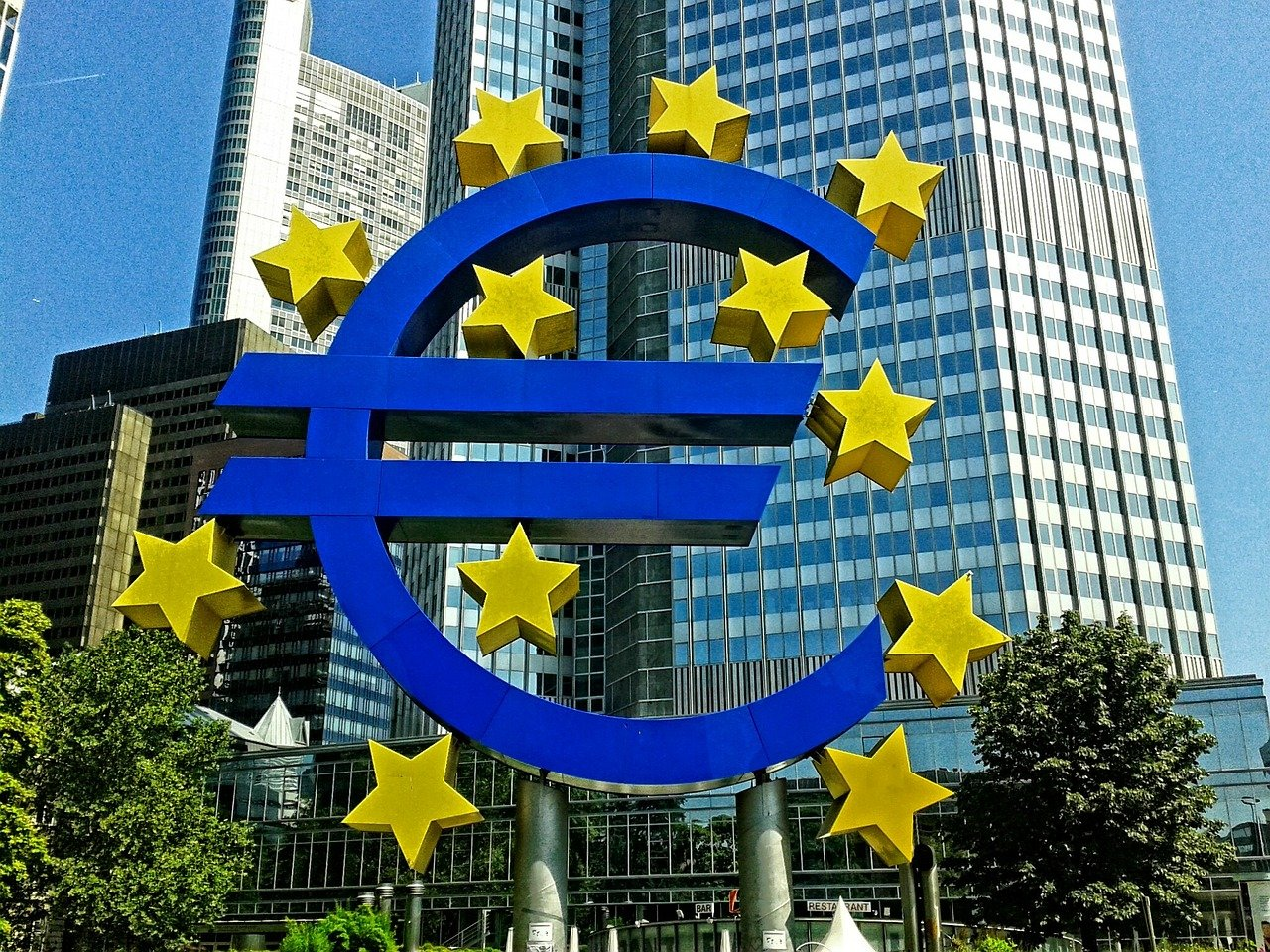 Christine Lagarde: Evropska centralna banka ne bo nikoli propadla