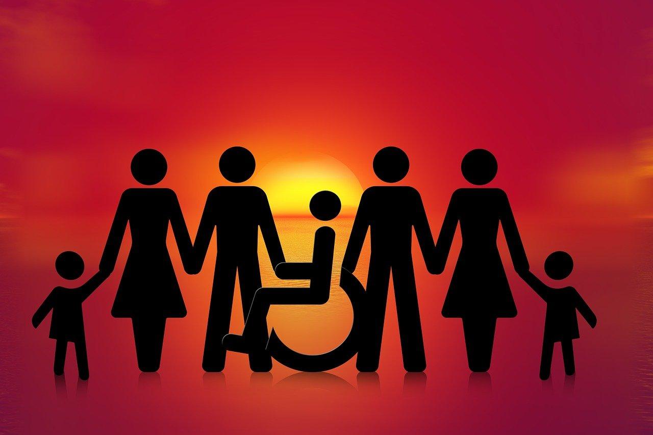 Ko postaneš invalid, ko greš skozi rehabilitacijo, je podpora okolja in tvojih najbližjih še kako pomembna.