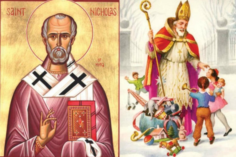 Sveti Miklavž – edini resnični dobrotnik