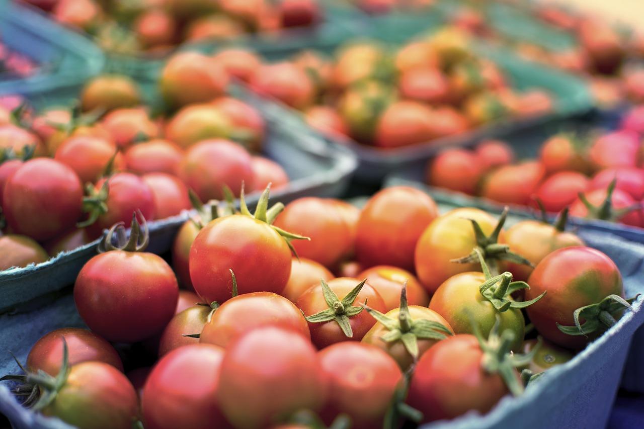 Lokalna samooskrba bi povzročila premik k bolj sezonski hrani.