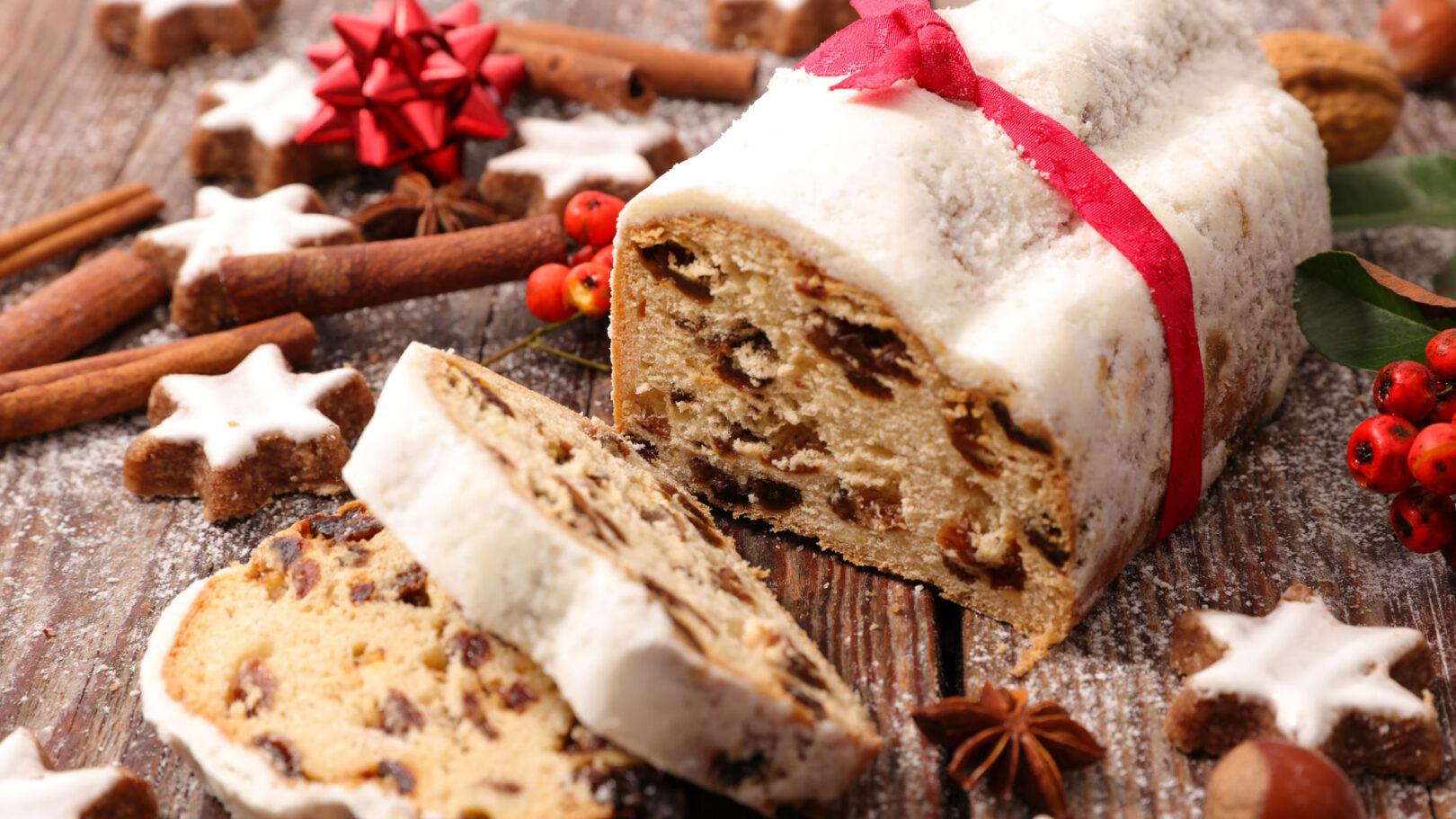 Božični kruh.