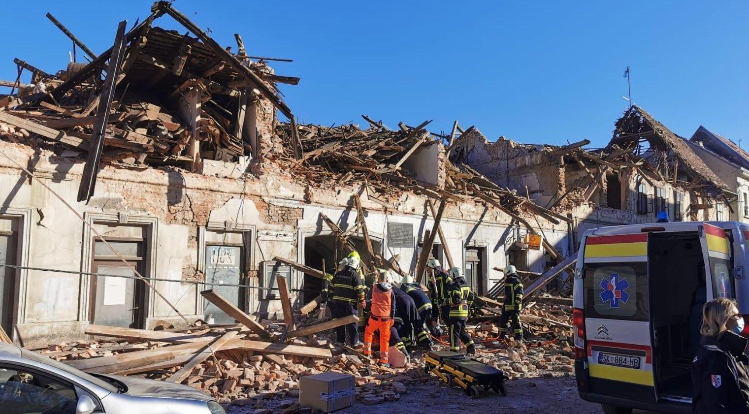 Potresi postali del našega vsakdana? Veste, kako se pravilno odzvati?