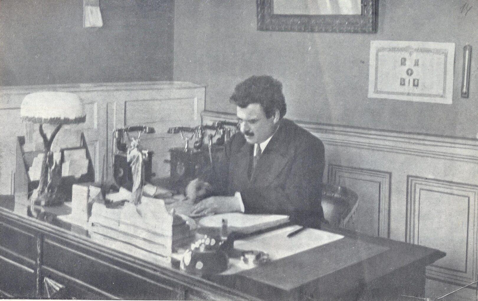 Bolgarski premier Aleksandar Stamboliyski.