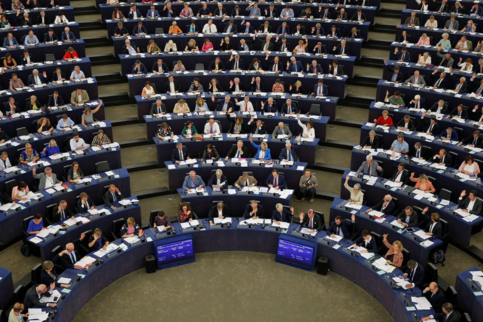 Evropski parlament.
