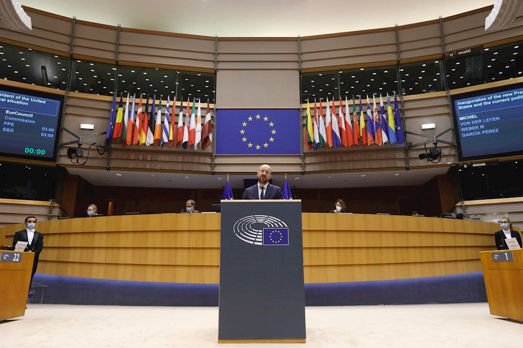 Katero je najvišje politično telo Evropske unije?