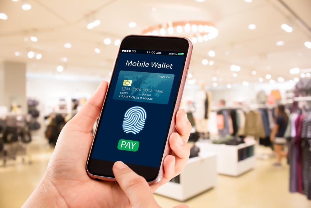 Za nakup preko spleta boste nujno potrebovali mobilno denarnico.