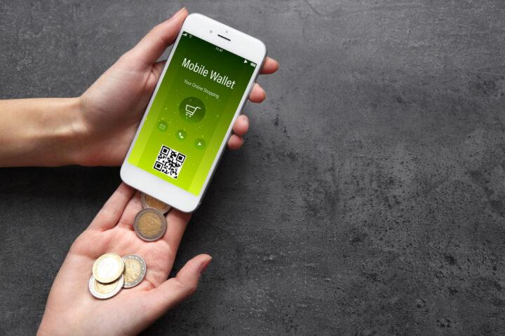 Mobilne oziroma e-denarnice v Sloveniji