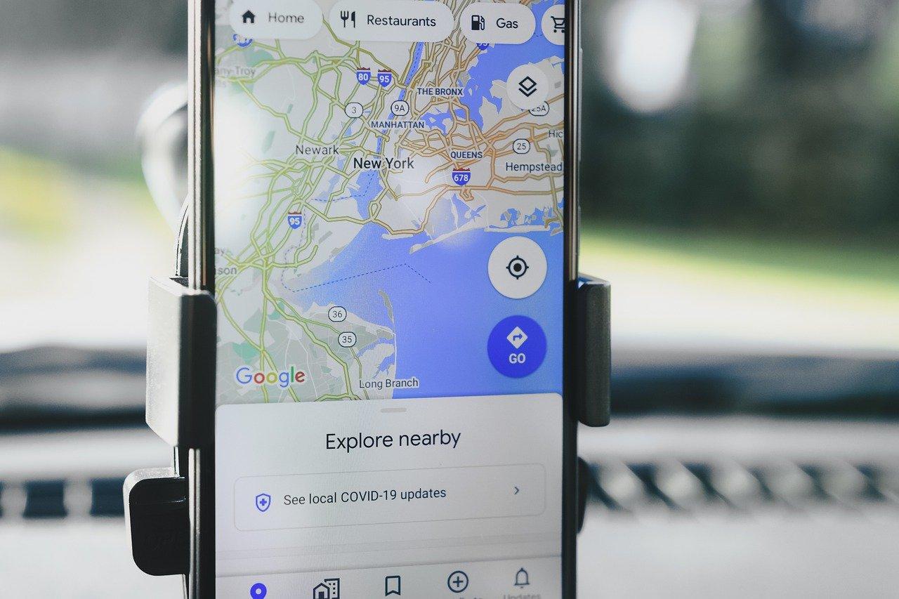 Google Zemljevid – veliko več kot le atlas sveta