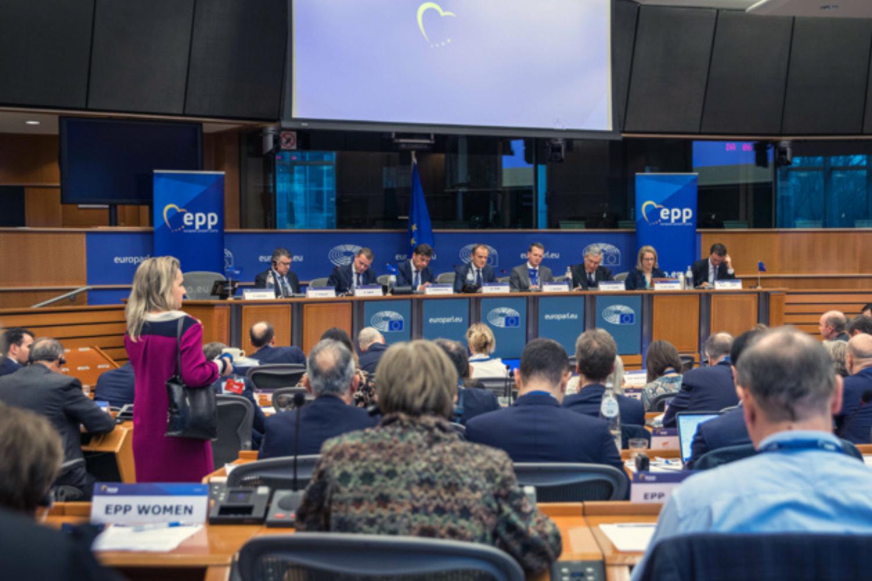 Evropska ljudska stranka (Krščanski demokrati)