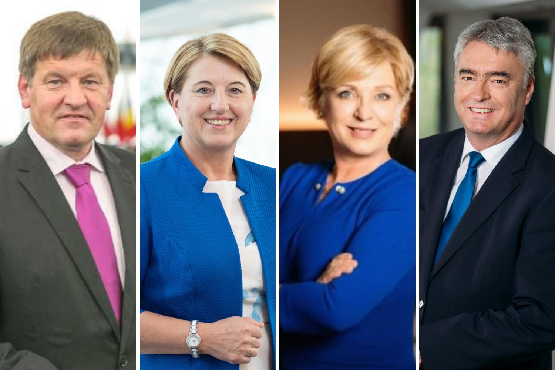 Iz Slovenije so trenutno člani poslanske skupine ELS predstavniki strank Nova Slovenija, Slovenske demokratske stranke in Slovenske ljudske stranke - Franc Bogovič (SLS), Ljudmila Novak (NSi),, Romana Tomc (SDS) in Milan Zver (SDS).