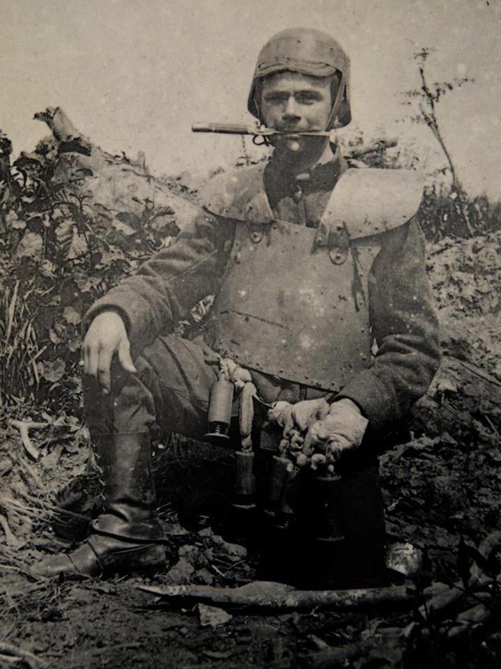 Arditi, specialni korpus Kraljeve italijanske kopenske vojske, so na otoku Krk skušali oropati prebivalce.