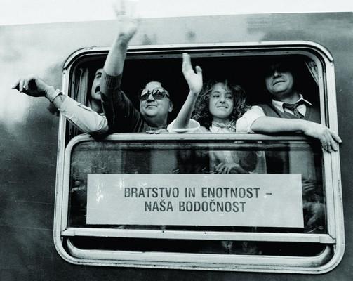 Ideja bratstva in enotnosti je umrla skupaj s Titom.
