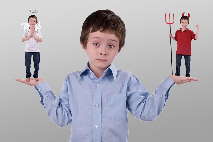 Otroci so iznajdljivi, namazani z vsemi žavbami, kako močno, ste po mojem že ugotovili.