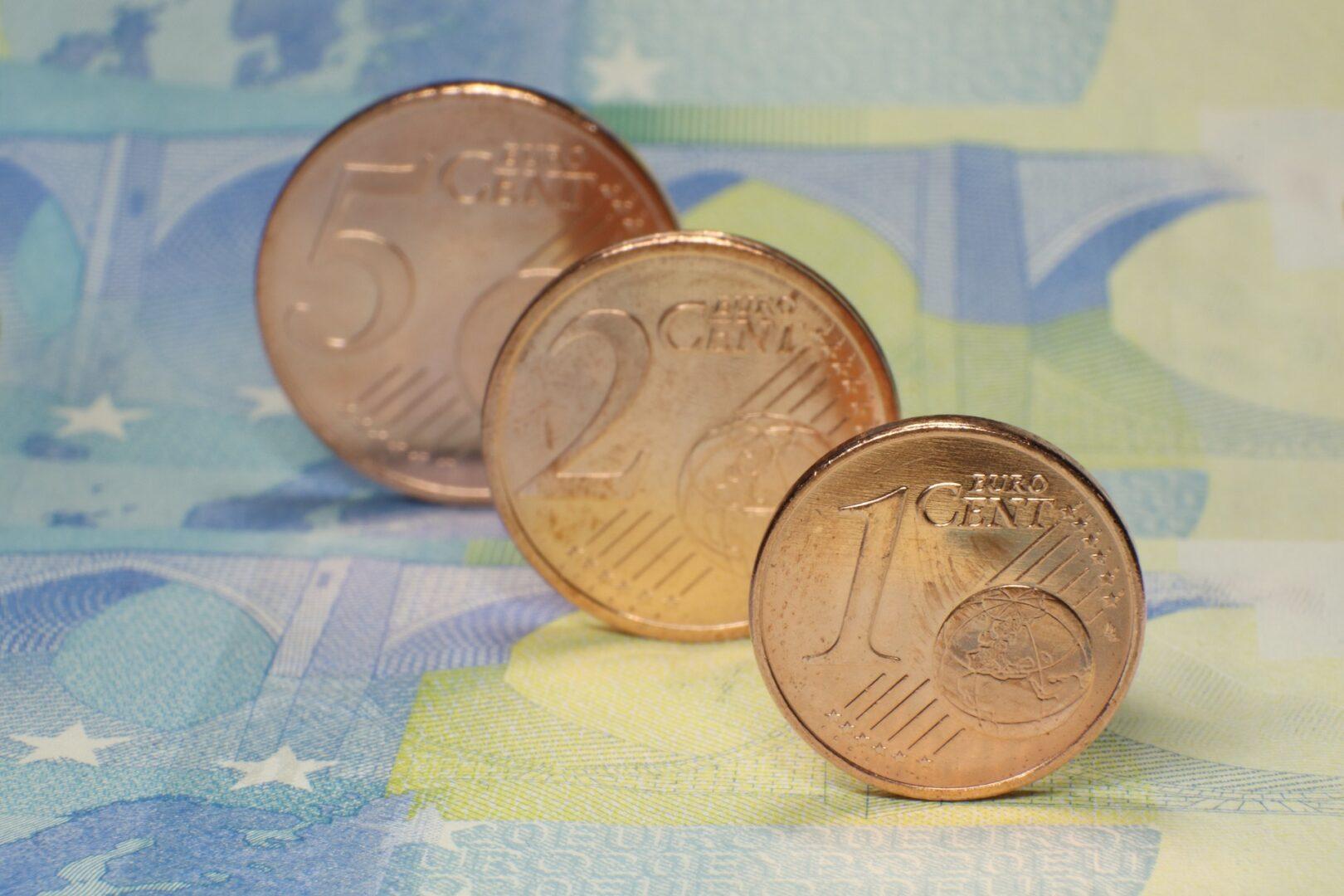 Večina držav znotraj EU ima skupno valuto - evro.