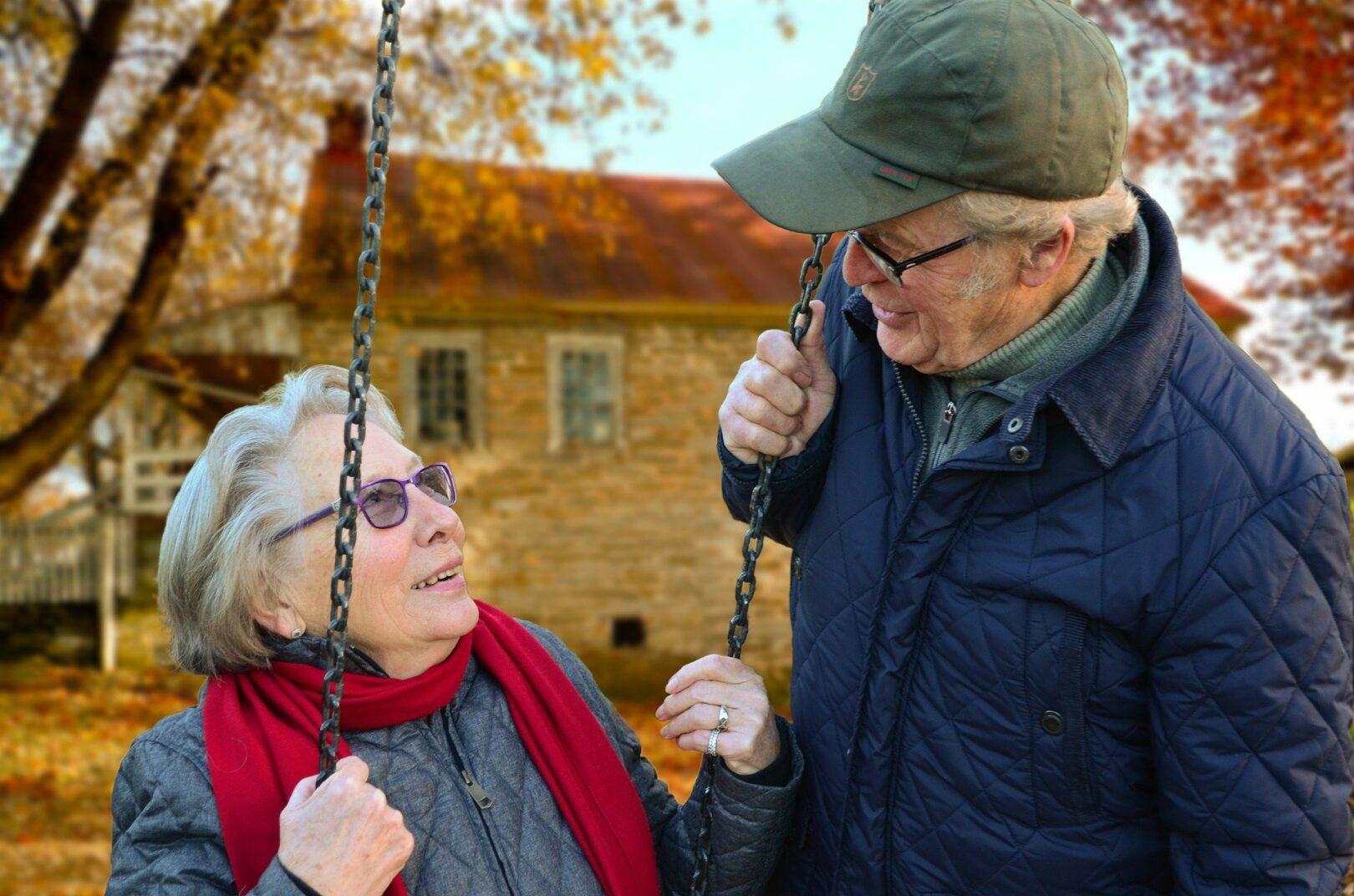 Slovenija in Evropa se soočata s hitrim staranjem prebivalstva.