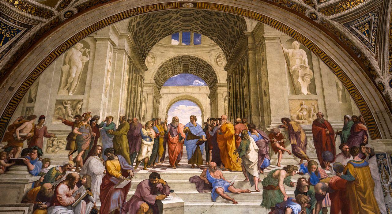 Filozofija je izjemno široka veda, ki izmenjuje znanje z drugimi področji.