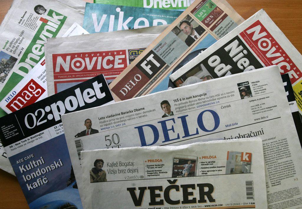 »Gre za lažne novice, prihajajo pa te lažen novice iz političnih sfer, dobro znanih.«