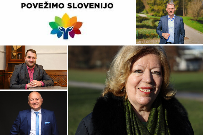 Gibanje Povežimo Slovenijo (PoS) povezuje vedno več različnih strank, list in posameznikov