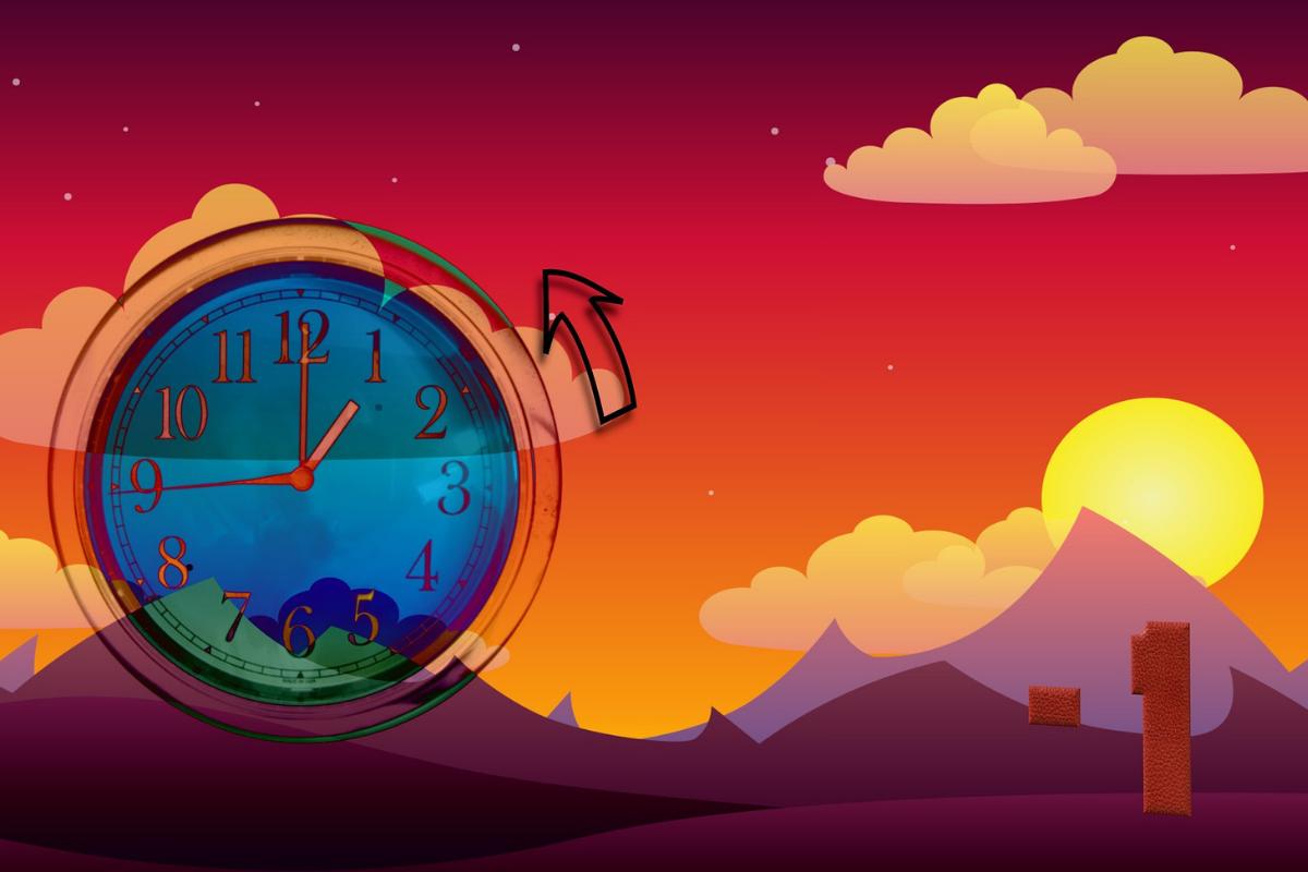 Za kmete se z uvedbo poletnega časa ni veliko spremenilo, saj »je za kmeta sonce edina merodajna ura«.