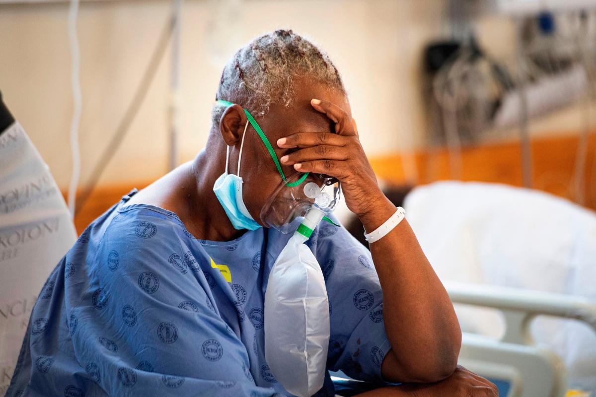 Znano je tudi, da je ta sev najbolj nevaren za starejše in tiste, ki imajo kronične bolezni.