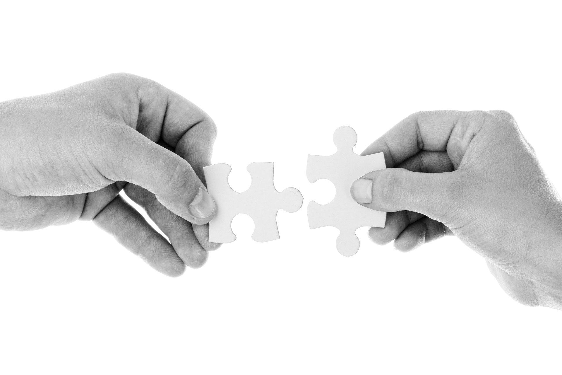Povezovati ali deliti