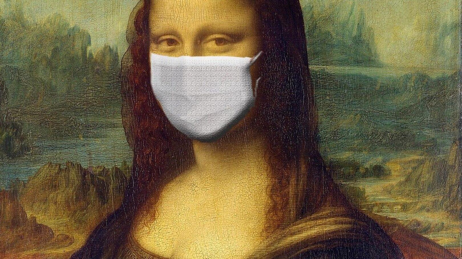 Zaščitite svoje telo z masko in duha s kulturnimi dejavnostmi.