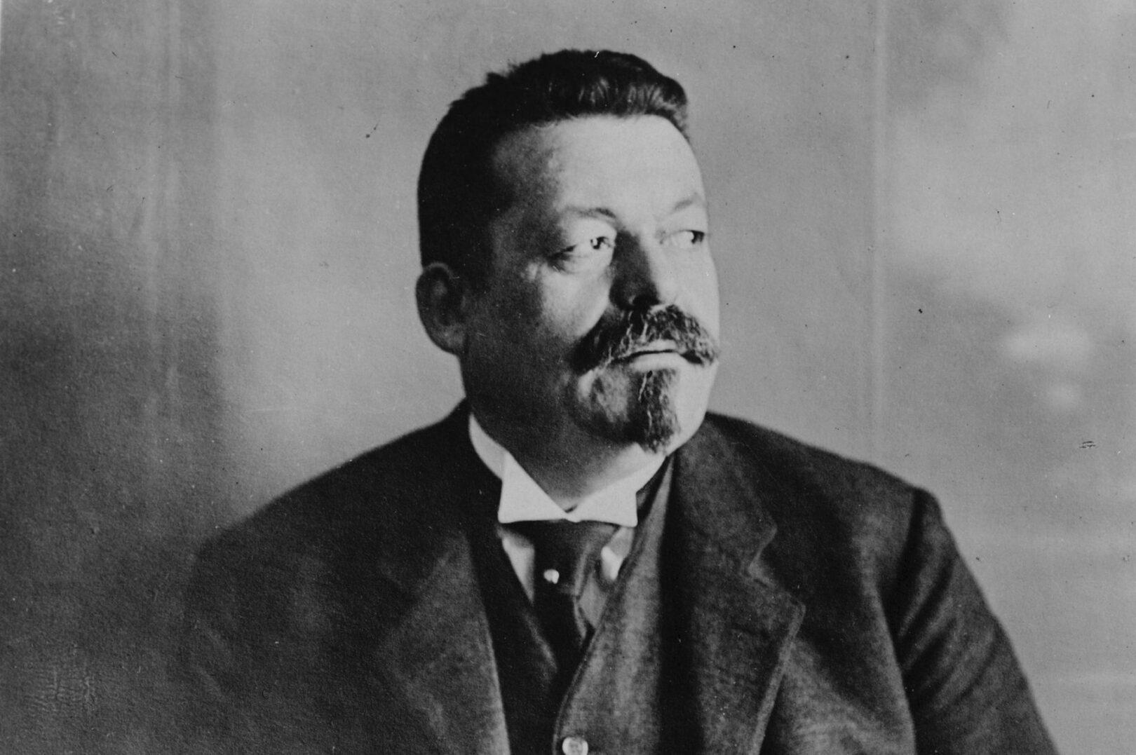 Friedrich Ebert.