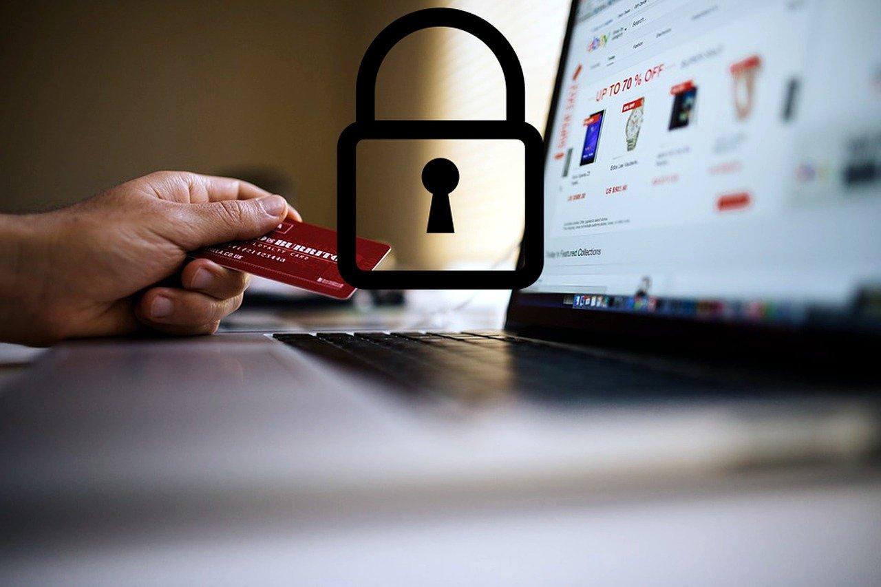 Pri plačevanju na internetu je potrebno biti pozoren na varno povezavo https.