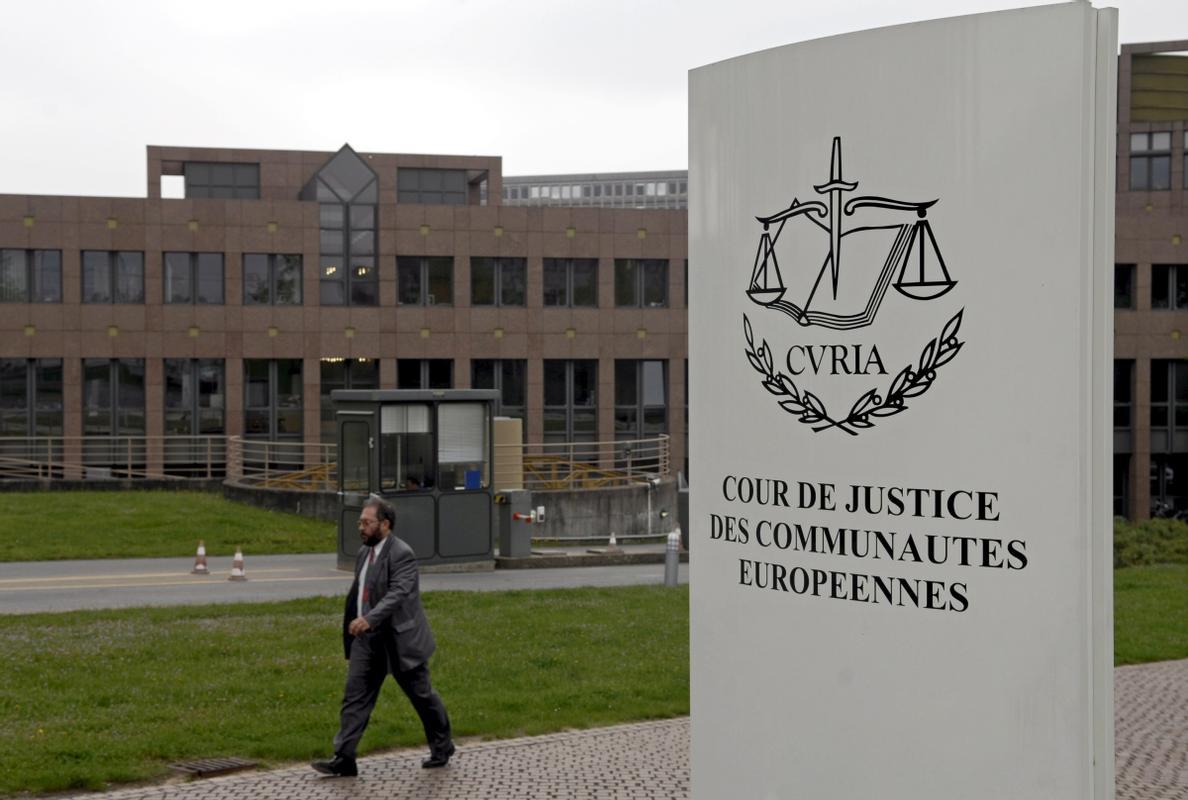Sodišče EU je pravna avtoriteta EU. Na sodišče EU se lahko pritožite posredno ali neposredno.