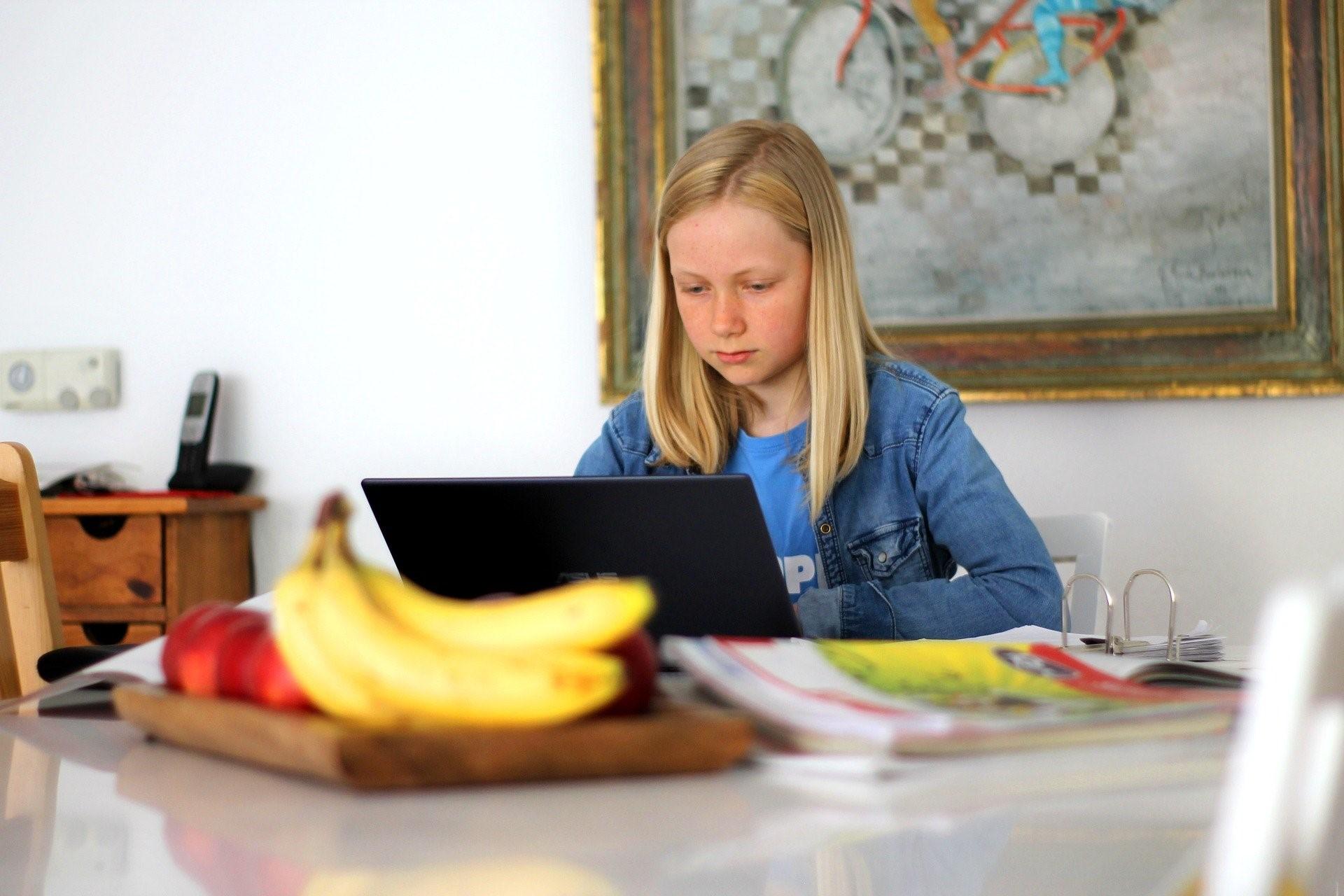 Nina Jelen: Ko računalnik zamenja učilnico