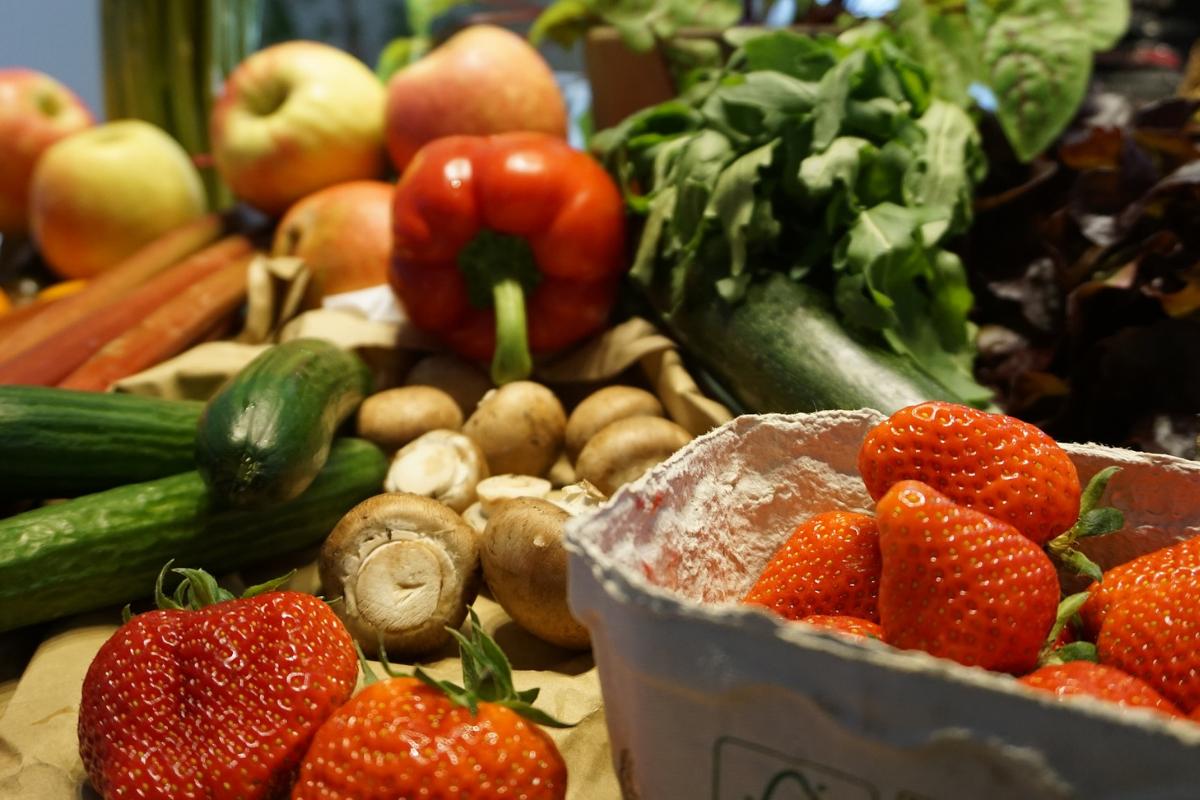 Slovenija po besedah dr. Pohlevna, med drugim tudi zaradi zaraščanja kmetijskih površin, pridela le 30 % lastne hrane. Ima pa obilico lesa, ki ga, ironično, pod ceno izvaža v države, od katerih smo prehransko odvisni.Vir slike: Pixabay.