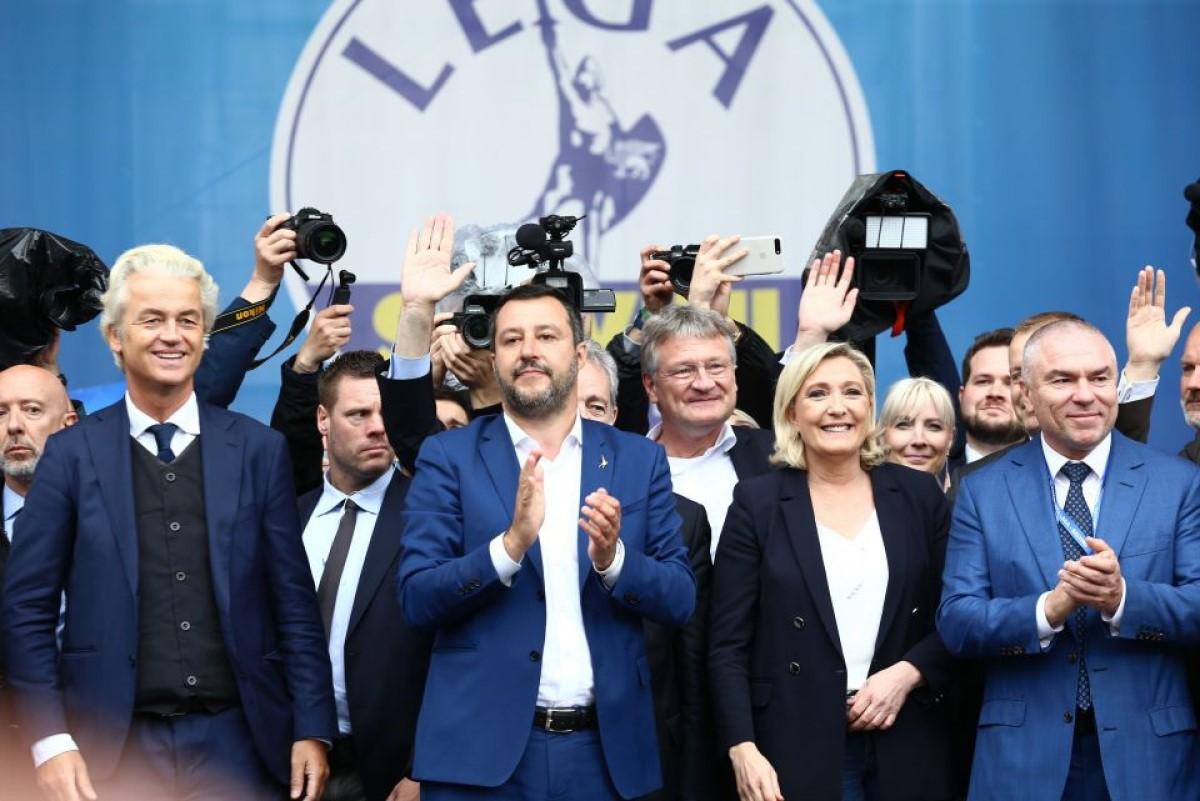 Slovenija nima svojih predstavnikov znotraj te skupine. Na volitvah leta 2019 je kandidirala Slovenska nacionalna stranka Zmaga Jelinčiča in Domovinska liga Bernarda Brščiča.