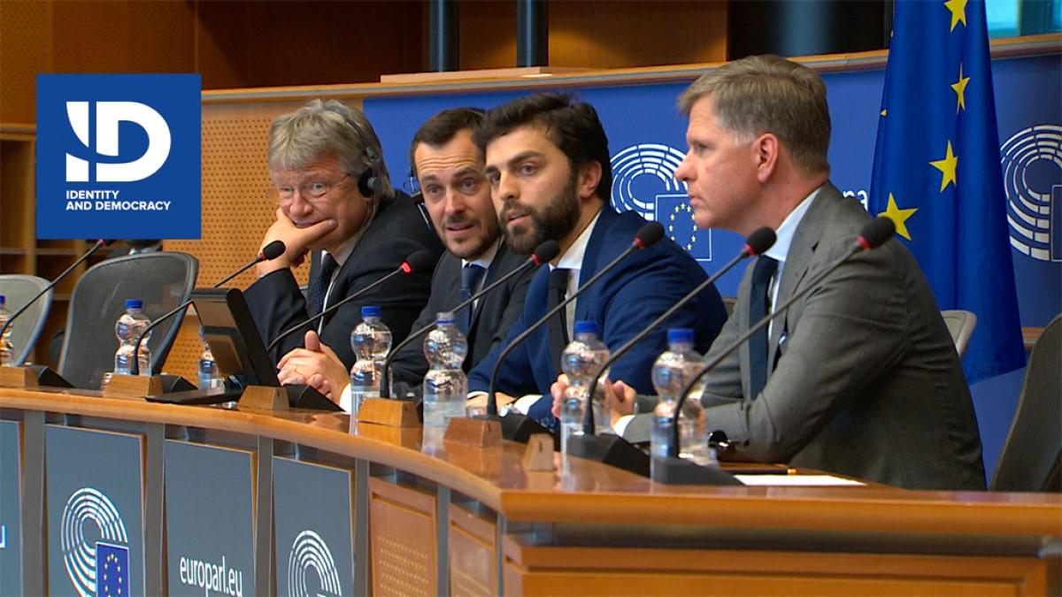 Skupina ID se zavzema tudi za učinkovito zaščito meja EU.