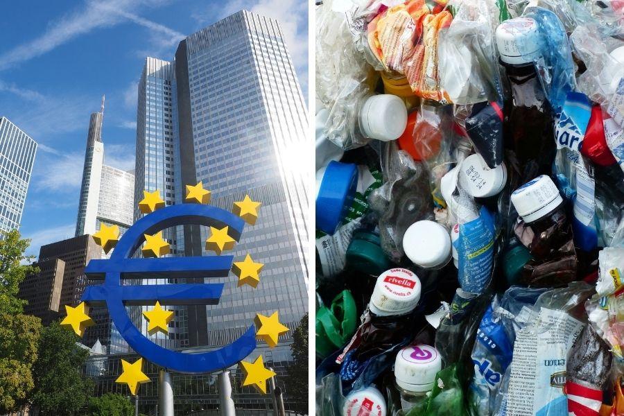V Evropski uniji po ocenah Evropske komisije vsako leto porabimo med 194 in 630 milijonov evrov samo za čiščenje plastičnih odpadkov z obal naših morij.