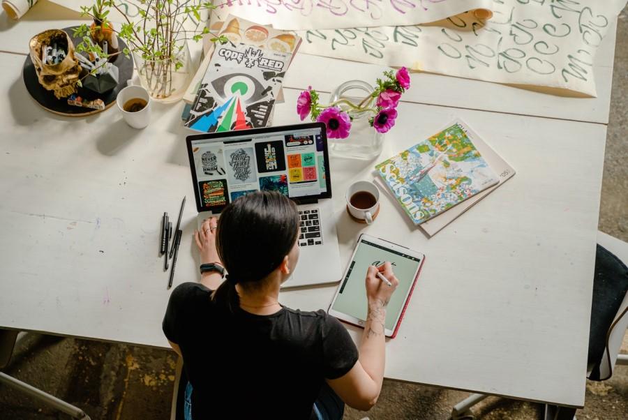 Digitalna umetnost omogoča popolno replikacijo.