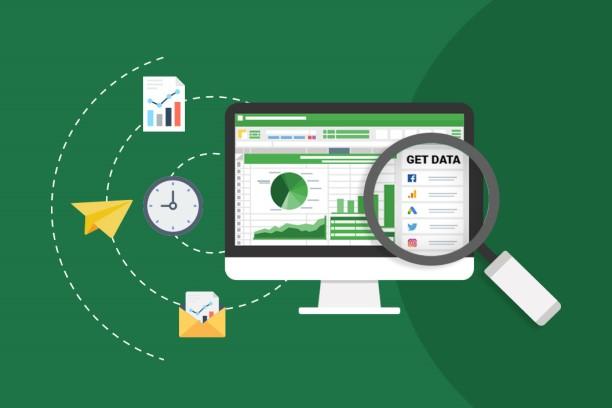 Računalniške osnove: Seštevanje, odštevanje, množenje in deljenje v Excelu