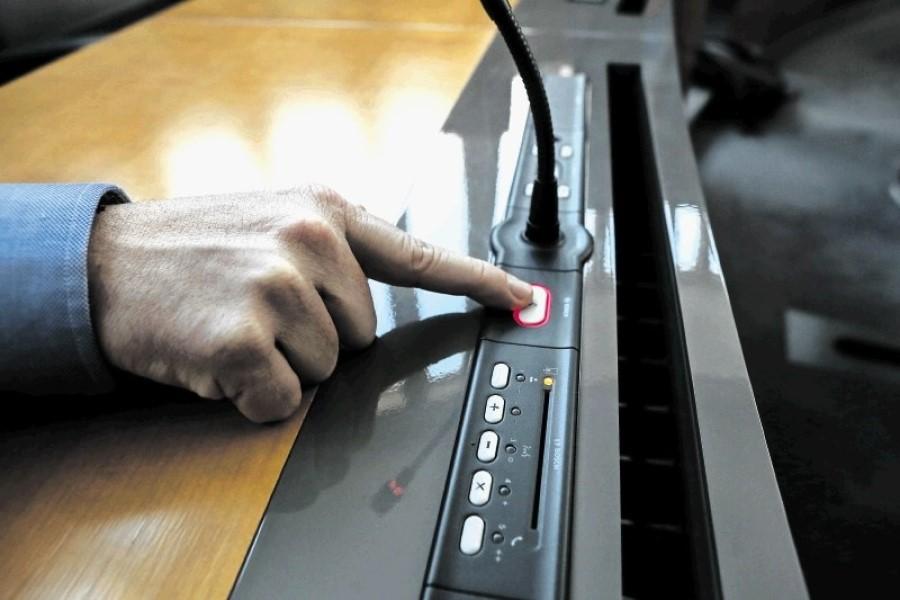 Kaj je pomembno pri glasovanju v državnem zboru?