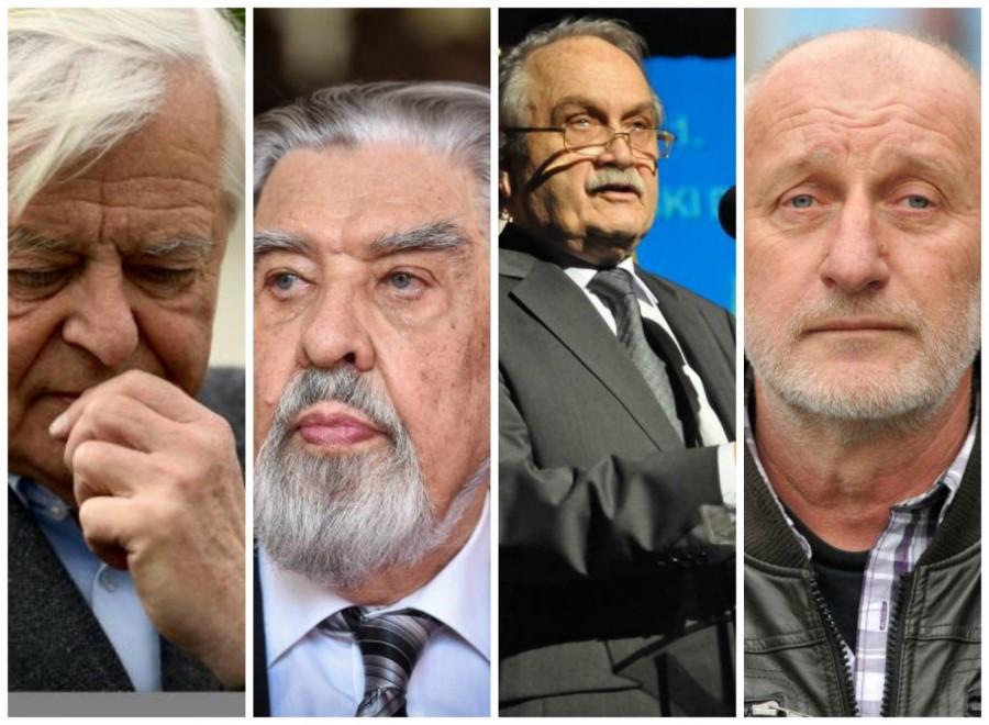 Marca 1990 je bila predstavljena »nadstrankarska« pobuda za demilitarizirano Slovenijo pod geslom »Za suvereno Slovenijo, brez pušk in bajonetov – danes!«,  le-ta prihajala iz levega političnega pola.