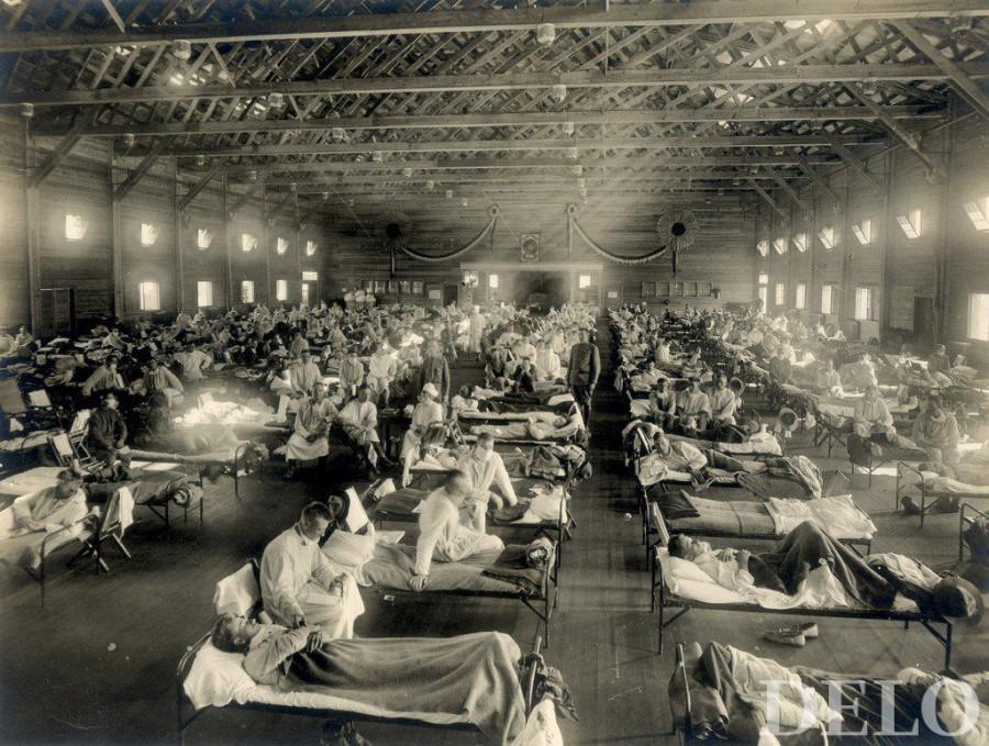 Dvajseta so morda bila za nekatere res zlata leta. Ne nazadnje je bila ukročena tudi španska gripa.