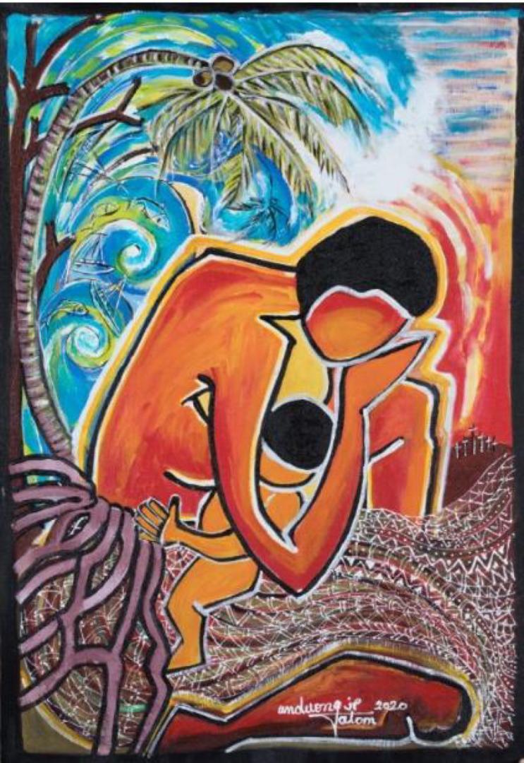 Vanuatujke skrbijo za preživetje svojih družin tudi tako, da pridelujejo hrano in izdelujejo različne izdelke, ki se rabijo v gospodinjstvu, in to prodajajo na tržnicah.